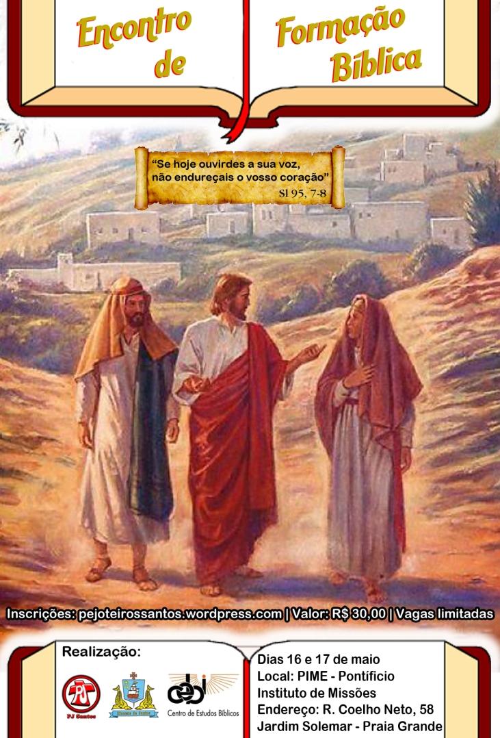 Encontro de Formaão Bíblica