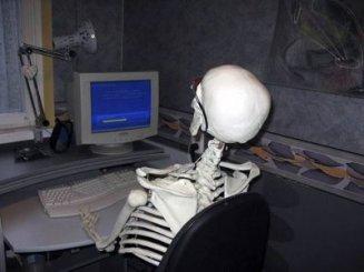Você esperando o blog ser atualizado...